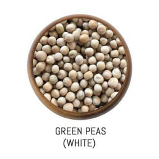 Green Peas (white)