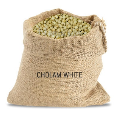 cholam white