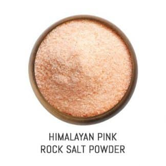 Himalayan Pink Rock Salt Powder, 1kg