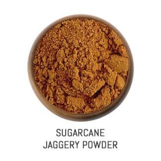 Sugarcane jaggery powder
