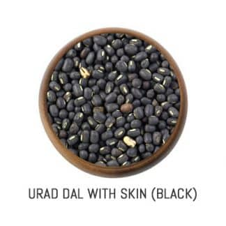 urad dal with skin (Black)