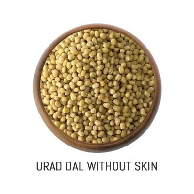 urad dal without skin